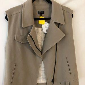 Top Shop Women's Vest New With Tags Sz 8